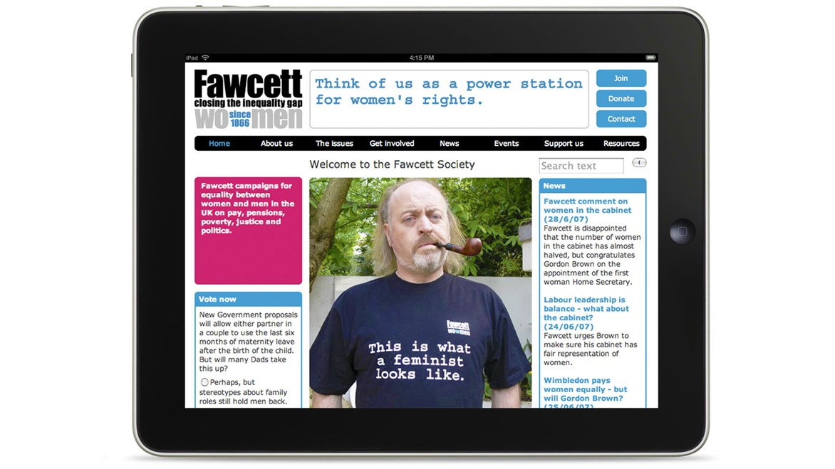 fawcett-website